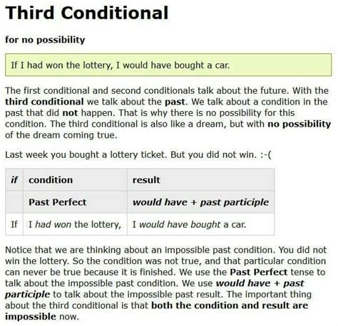 pattern of first conditional sentences 12 b 228 sta bilderna om conditional sentences p 229 pinterest