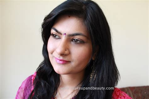 indian hairstyles for karwachauth my karva chauth 2011 makeup indian makeup and beauty