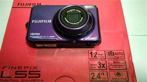 Kamera Digital Fujifilm Finepix L55 fujifilm finepix l55 12 0 mp digital purple for