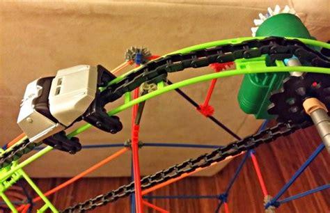 Roller Coaster Track Dinosaur k nex typhoon frenzy roller coaster review honest and