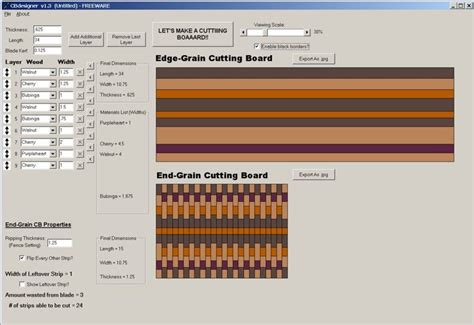 woodworking design software pdf wood cutting board design software plans free