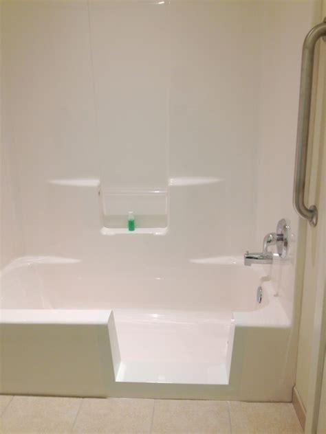 bathtub cut out tub cut out conversion for bergen county nj senior redecor shower bath nyc