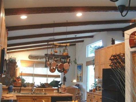 How To Install Decorative Ceiling Beams by Diy Decorative Beam Installation Faux Wood Workshop