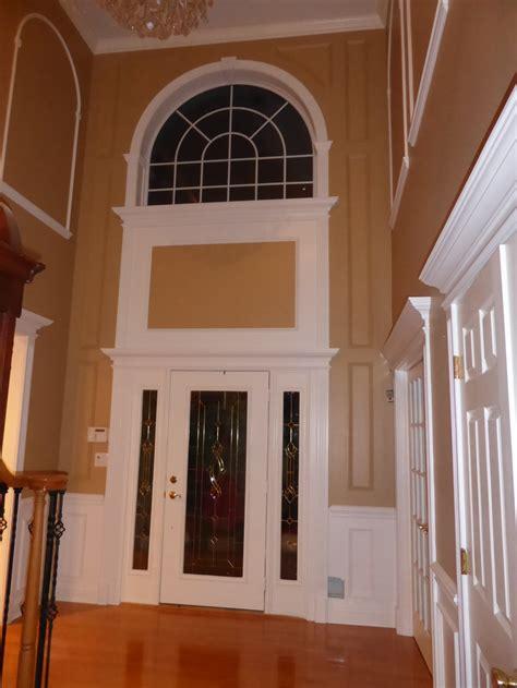 foyer ceiling design foyer design crown molding nj llc