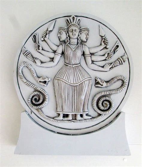 hecate symbolism greek goddess hecate statues cybele hecate plaque hekate