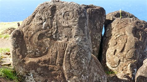 easter island petroglyphs nobody knows about easter island journeys by