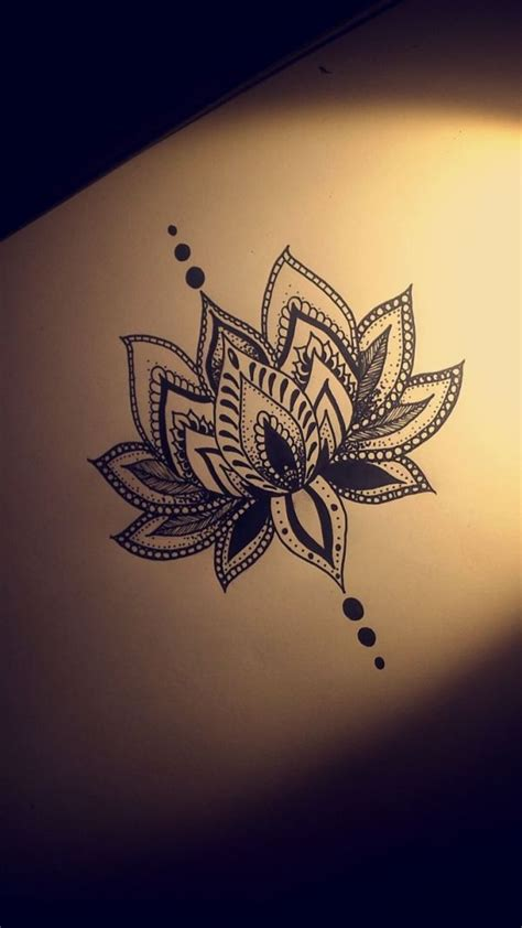 lotus flower back tattoo designs best 20 lotus henna ideas on lotus flower