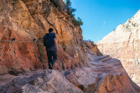 the top 5 most beautiful zion national park hikes annual
