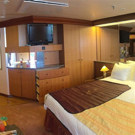 Carnival Miracle Cabins by Suite 6195 On Carnival Miracle Category U3