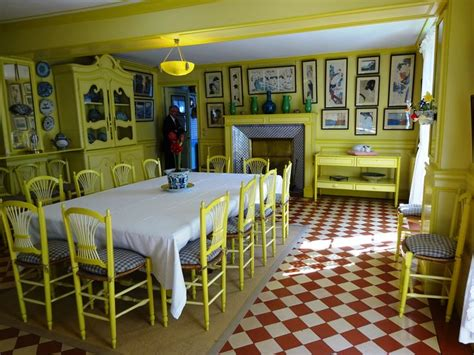 monet dining room 17 best images about monet s giverny on note