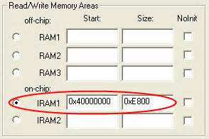 Mcb2300 User S Guide Setting Target Options