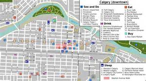 Downtown Map File Calgary Downtown Map Png Wikimedia Commons