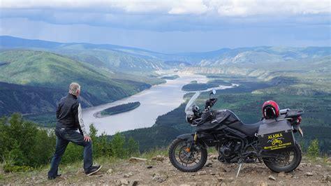 Versicherung Motorrad Usa by Ein Abenteuer 16 T 228 Gige Motorradreise Durch Alaska Und