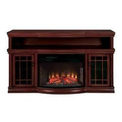 Muskoka mtvsc2513s dwyer electric fireplace media console lowe s