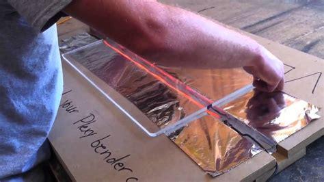 Acrylic Bening 8mm how to bend plexiglass