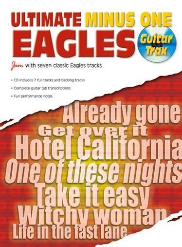 hotel california testo e accordi libro con cd backing tracks chitarra lo