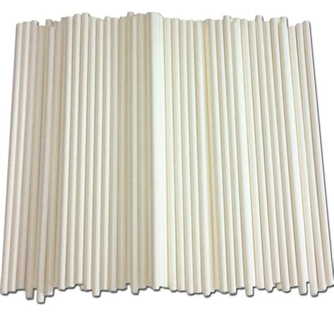 stick paper tbk white paper sucker sticks