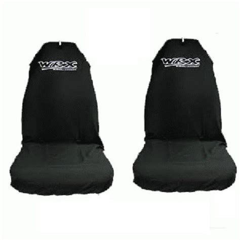 slip on seat covers car seat covers subaru wrx slip on throw embroidered