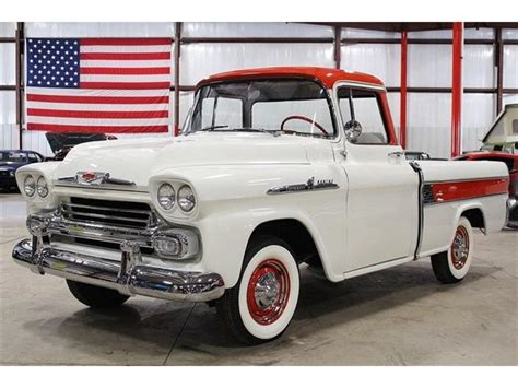 chevrolet apache 1958 classifieds for 1958 chevrolet apache 5 available