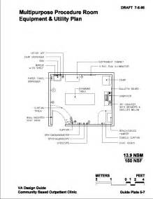 Home Design Guide by Multipurpose Procedure Room Equipment Amp Utility Plan