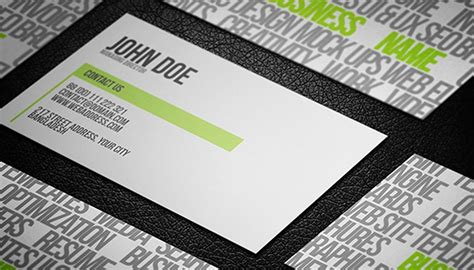 giveaway card template giveaway 8 free business card templates bundle