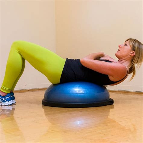 7 Great Bosu Exercises by 1000 Images About Bosu Exercises On