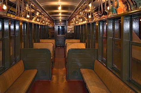 car upholstery nyc historic subway car interior