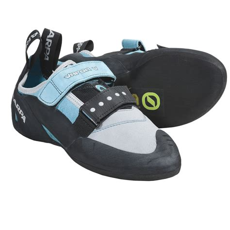 scarpa climbing shoes sizing scarpa vapor v for 5706d save 55