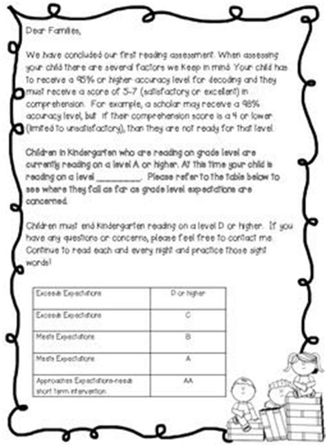 Parent Letter Explaining Reading Workshop Freebie Fountas Pinnell Parent Letters Reading Level Guided Reading Reading