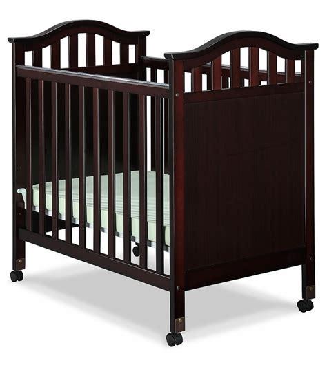 Elevate Crib Mattress Cribs For Small Spaces Via Bloombaby Guide To Cribs Elevate Mini Crib U0026 Mattress