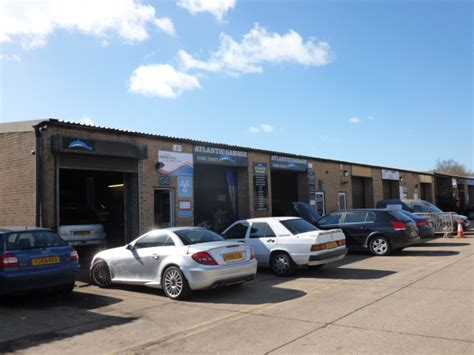 Ford Garage Chichester by Henry Commercial Property Experts Sussex Surrey