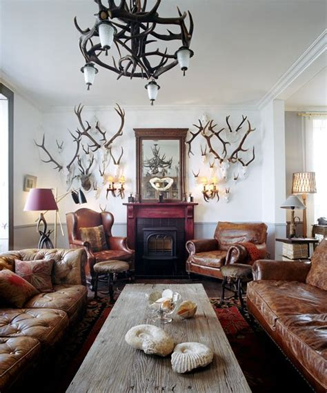 deer themed home decor best 25 hunting lodge decor ideas on pinterest hunting