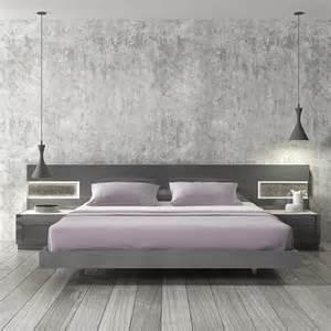 Contemporary Bedding Ideas Braga Modern Bed