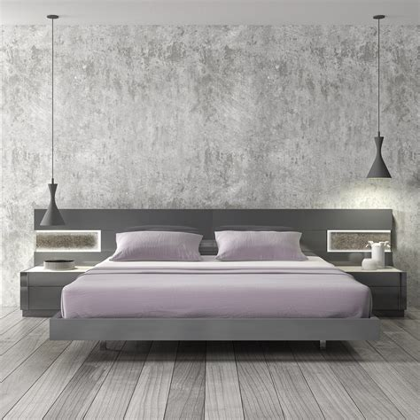 Braga Modern Bed Modern Furniture Beds
