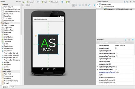 layout android là gì qu 233 tipos de layouts existen en android studio