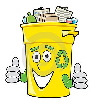 imagenes animadas reciclaje ilustraci 243 n 20701451 de dibujos animados de la papelera