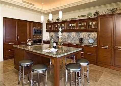 kitchen island with cabinets and seating free standing kitchen islands with seating kenangorgun com