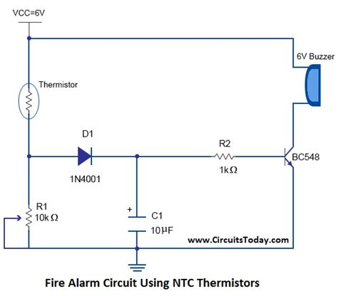 ntc thermistor application thermistor working types ntc ptc uses comparison applications