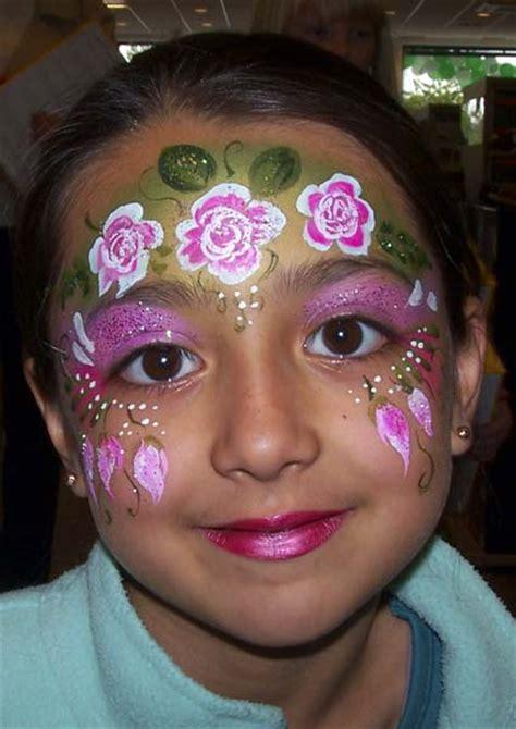 kinderschminken fantasymotive