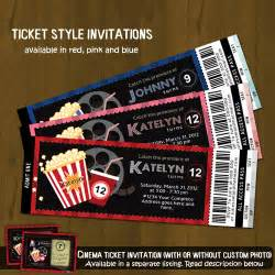 ticket invitation 183 splashbox printables 183 store powered by storenvy