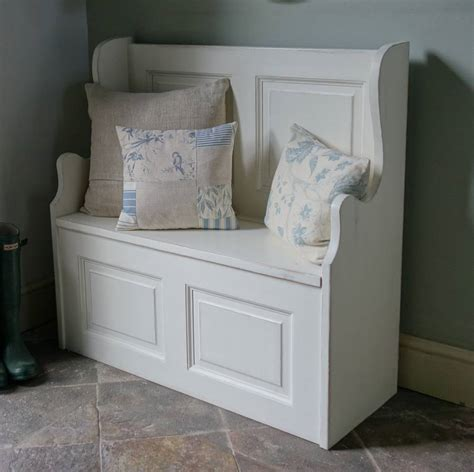 painted monks bench two seater monks bench hand painted in any colour by