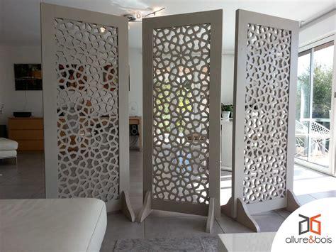 paravent cuisine claustra d angle int 233 rieur les mod 232 les et bois