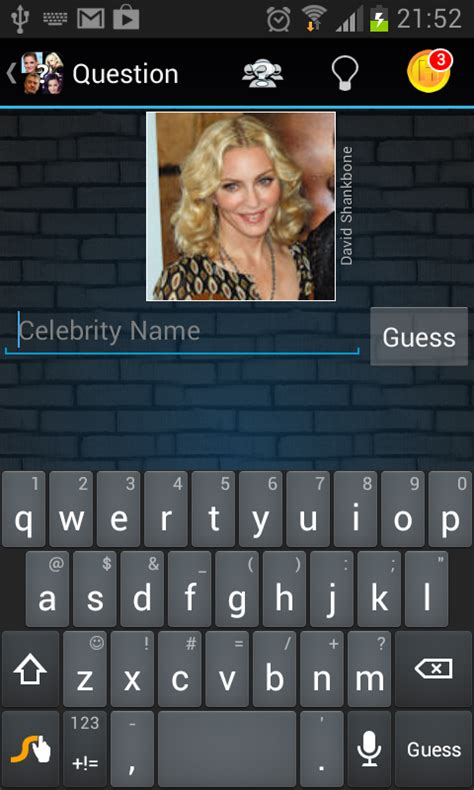 celebrity games apps for android celebrity quiz co uk appstore for android