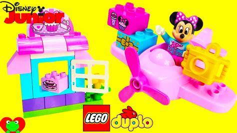 Lego Duplo Minnie S Caf 10830 minnie s cafe lego duplo 10830 with minnie mouse