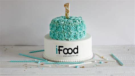 Gluten Free Chiffon Cake 18cm ricetta fluffosa di compleanno per ifood ifood