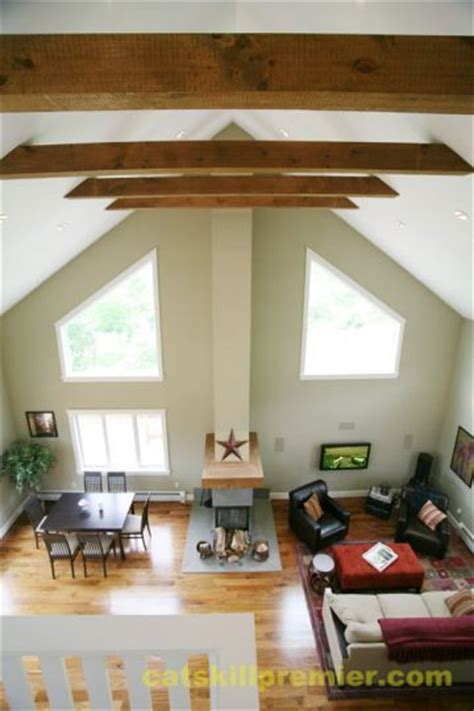 cathedral ceiling beams antique barn beams and cathedral ceiling wildwood