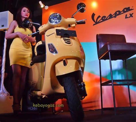 Vespa S 125cc I Get vespa lx 125 i get dan vespa s 125 i get resmi diluncurkan