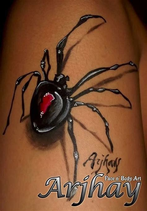 spider face tattoo 419 best images about painting animals on