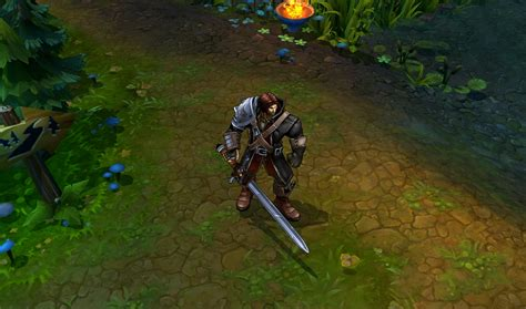 Rugged Garen by Chion And Skin Sale 8 30 9 02 League Of Legends