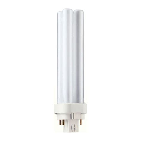 Lu Downlight Plc 18 Watt Philips commercial electric 18 watt 4 pin pl soft white linear
